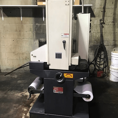 "9"" TIME SAVER BELT SANDER"